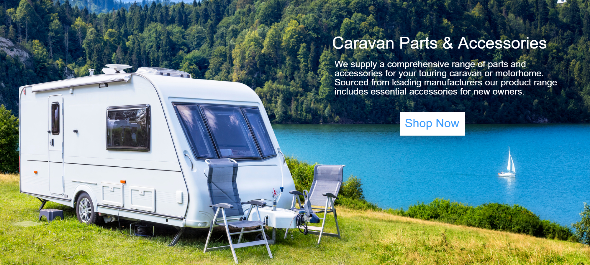 Parts and Accessories for Touring Caravans and Motorhomes